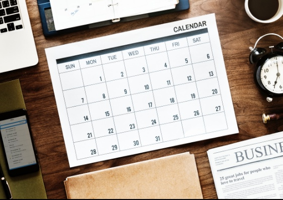 IPSC CALENDAR EVENTS